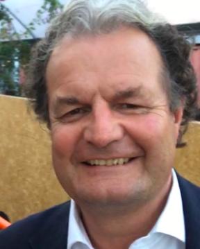Graham Binns CBE DSO MC