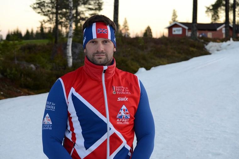 Steve Arnold   Para Nordic